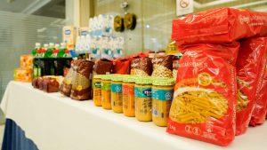 Aportación de Hotel Bécquer al Banco de Alimentos de Sevilla