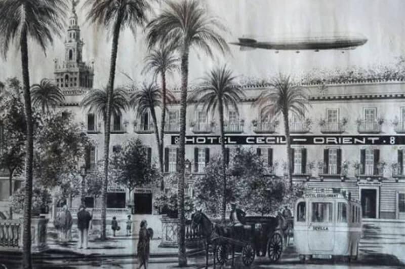 ¿Qué es lo que distingue al Hotel Bécquer?